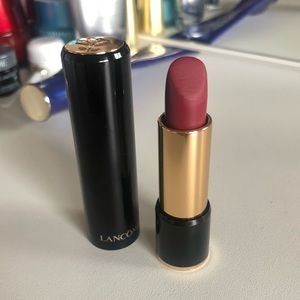 L'Absolu Rouge Hydrating Lipstick _ 397 Berry Noir